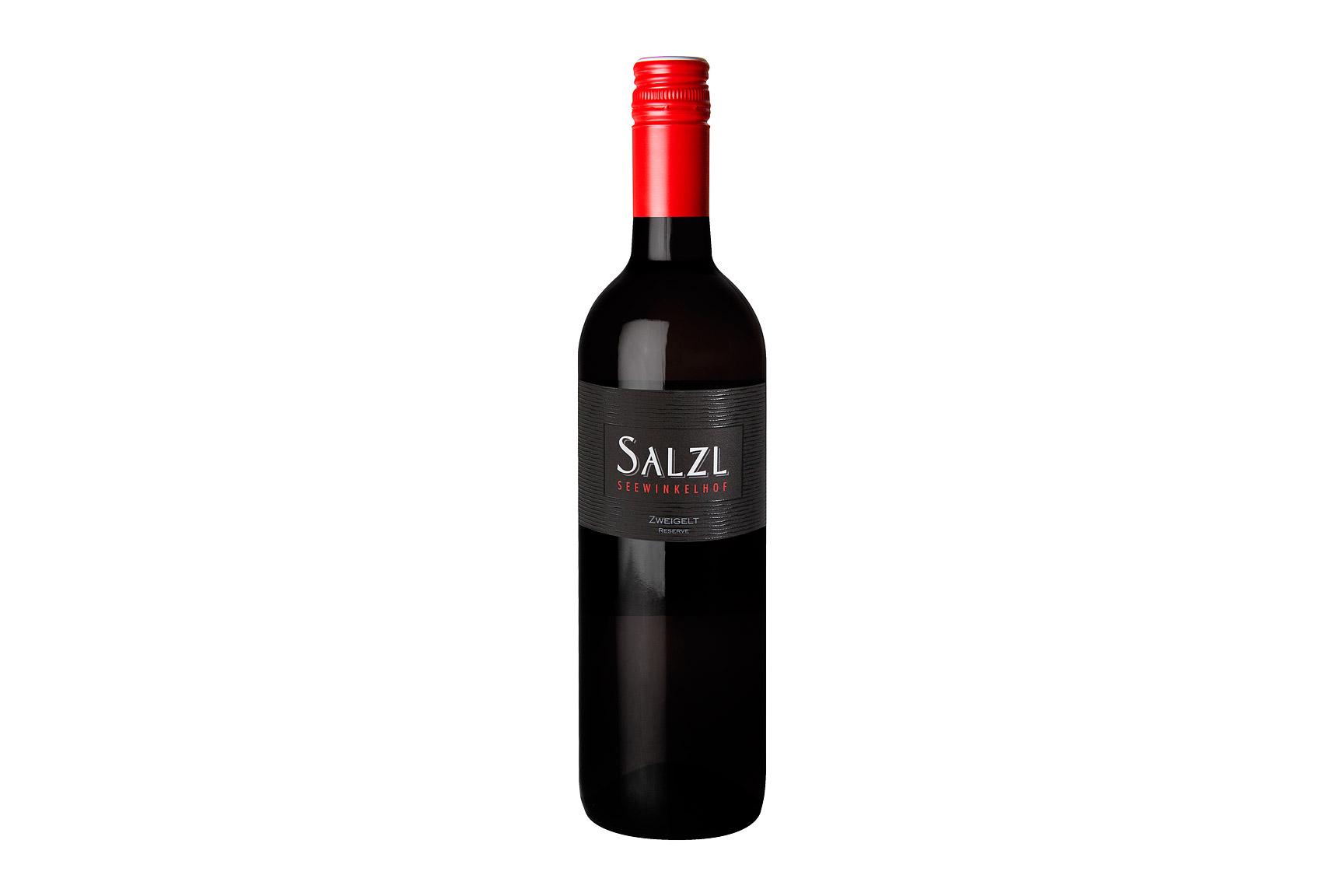 Salzl, Zweigelt Reserve, 2016, vin rosu sec