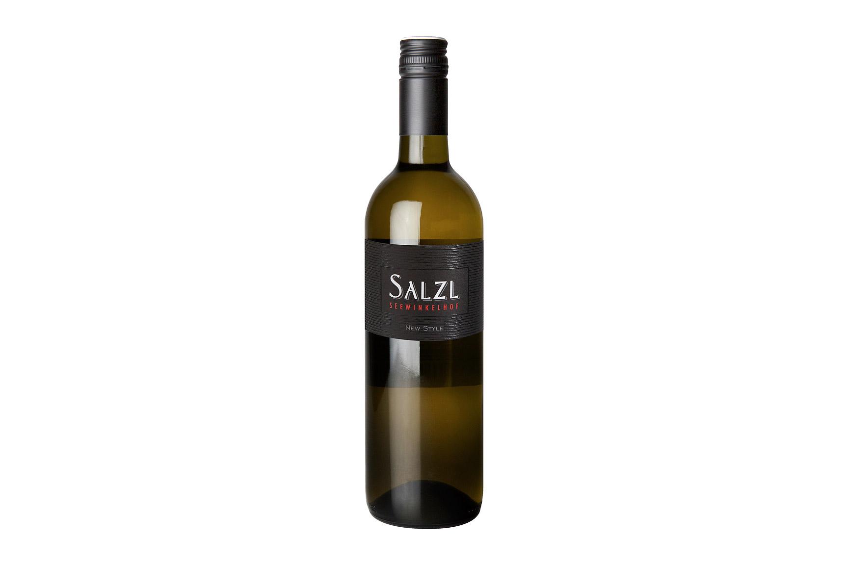 Salzl, New Style, 2016, vin alb sec, AWine