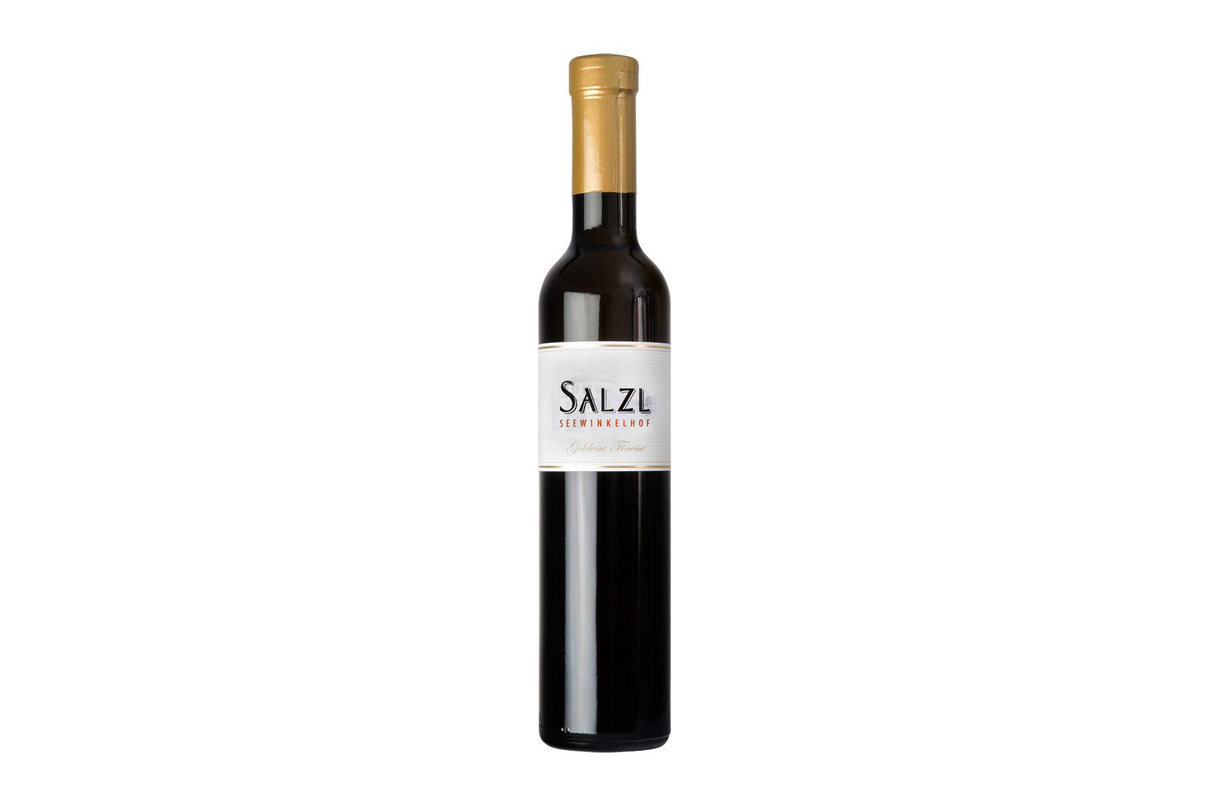 Salzl, Goldene Finesse, 2015, vin alb dulce, AWine