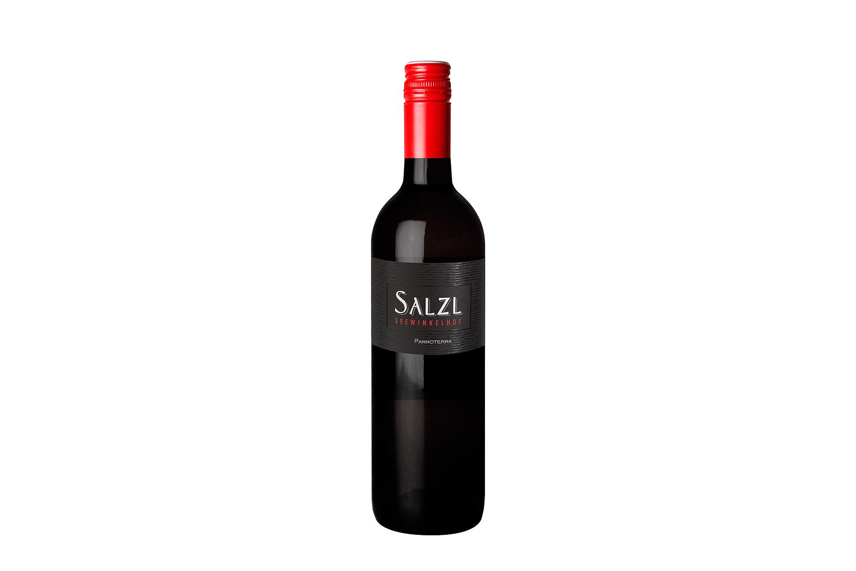 Salz, Pannoterra 2015, vin rosu sec